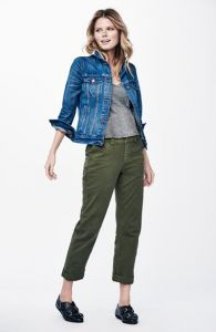 nordstrom denim jacket sale