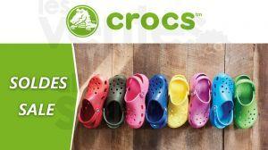便宜啦!Crocs鞋子太舒服 一人两双不算多!6折+7折+9折活动划算 买给全家