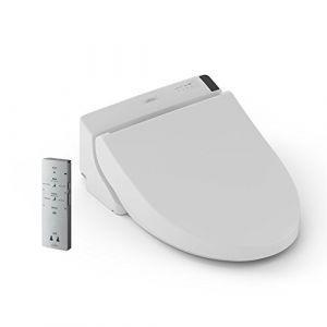 无需再去日本抢!史低价TOTO 温水冲洗电子马桶盖$264.99,带无线遥控功能。