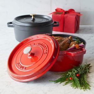 75% off!Staub 铸铁锅做红烧肉和煲汤一级棒!
