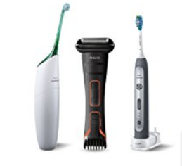速抢!Philips个人护理系列一日特价!最受欢迎电动牙刷、洁牙器和毛发修剪器!