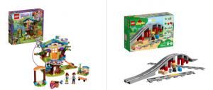 Lego玩具低至$7.89, 买第二件叠加额外6折!