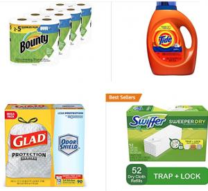 比Costco便宜! 消毒湿巾/洗衣液等日用品买3件减$10!