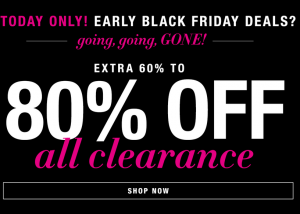 Neiman Marcus Last Call big sale up to 95% OFF!