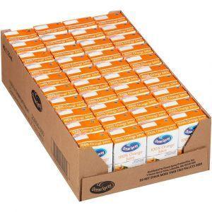 100%天然橙汁无添加糖和人工色素,丰富维C