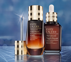 Estee Lauder buy one get one free!